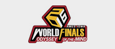May 2014: 1st & 3rd Place Wins at Odyssey of the Mind World Finals