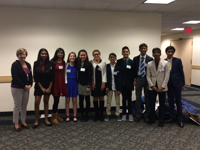 Middle School Model United Nations Conference