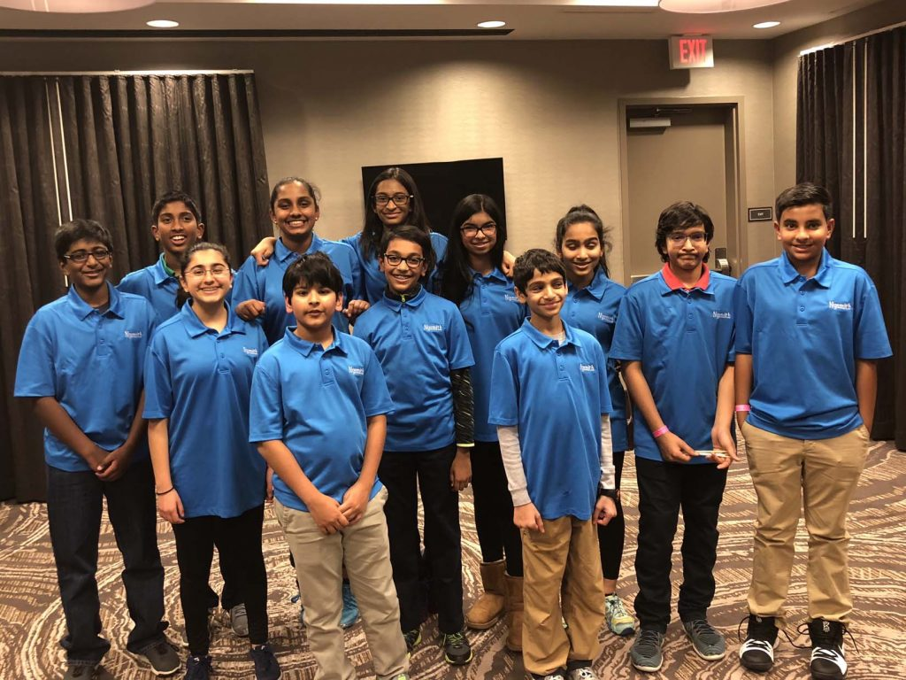 JAN. 2018 Science Olympiad Team Wins 23 Medals!