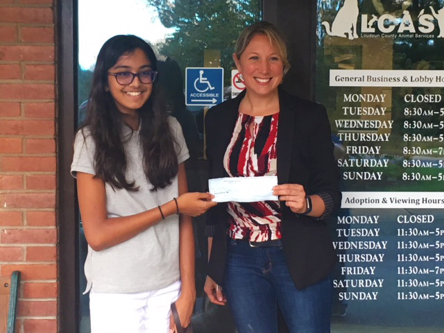 8th Grader Raises $1000 for Local Dog Shelters by Creating Homemade Dog Biscuit Non-Profit