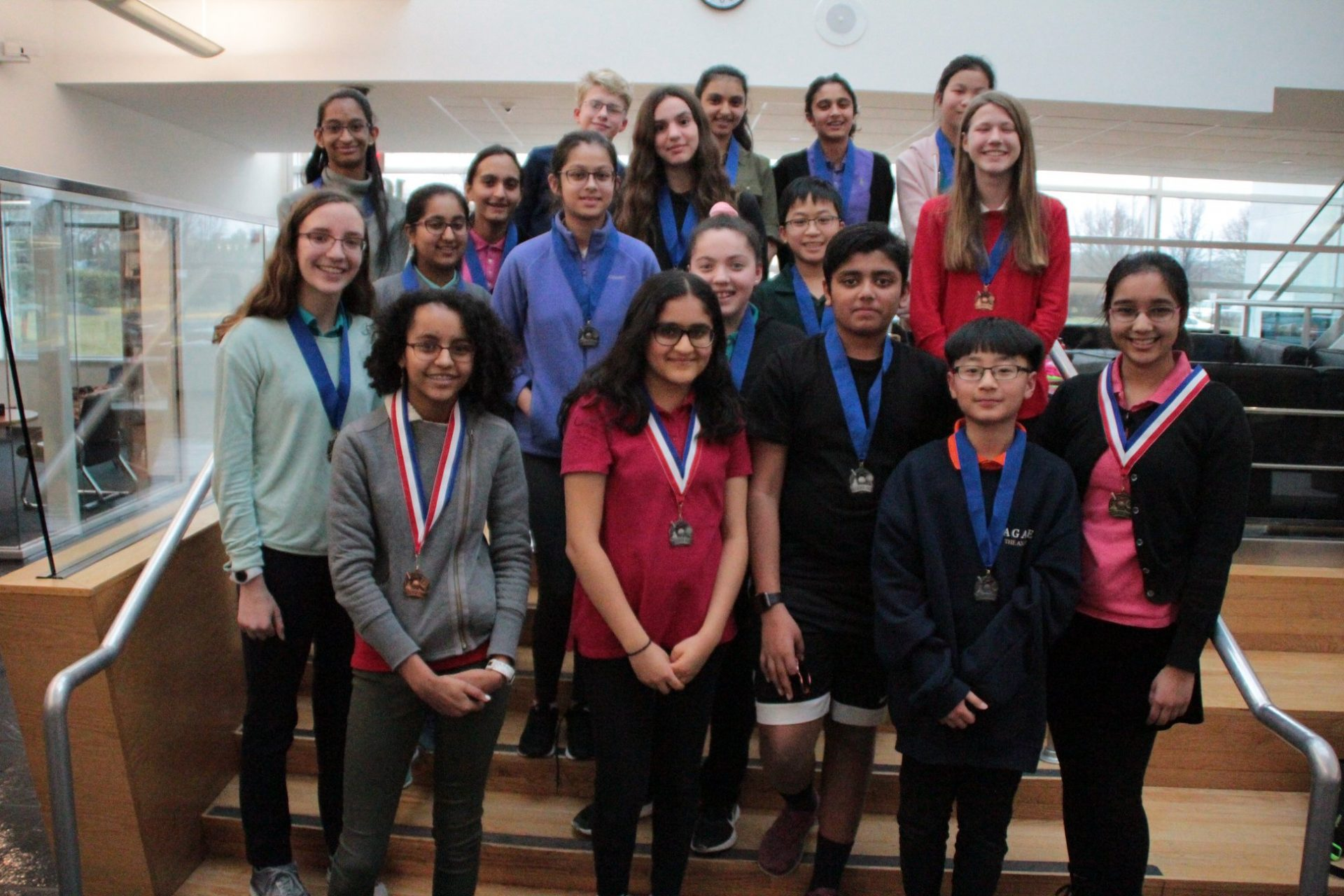 February 2019: 7th and 8th Grade Science Fair