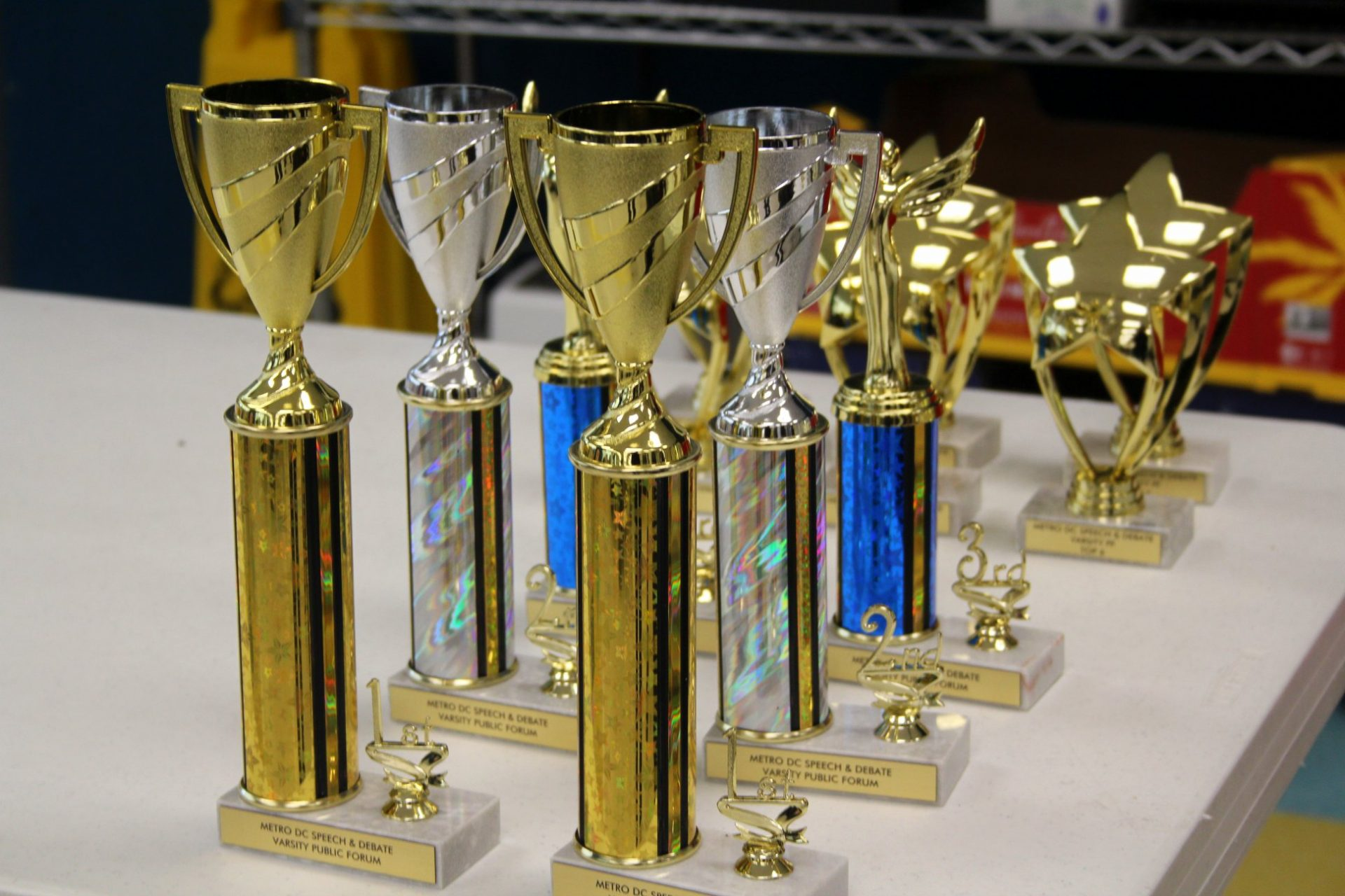 February 2019: Metro Speech and Debate Public Forum Tournament