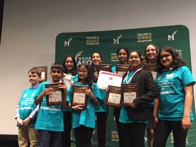 MAY 2019: Fairfax County Science and Engineering Fair