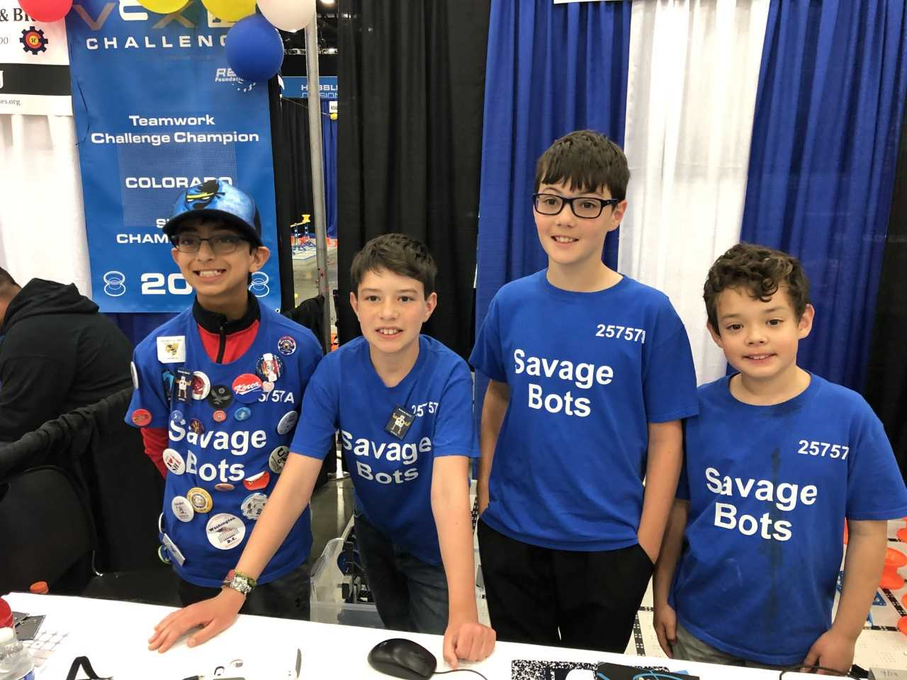 MAY 2019: NYSMITH TEAM COMPETED IN THE 2019 elementary School Level Vex IQ World Championship in Louisville, Kentucky
