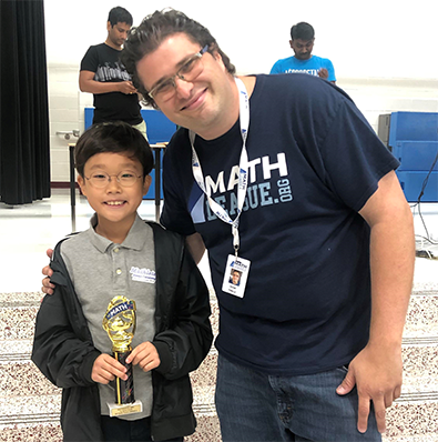 MAY 2019: MATHLEAGUE STATE TOURNAMENT