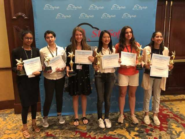 JUNE 2019: SheSoft's Innovators and Technologist national competition