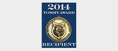 "The Nysmith School Receives the ""Tommy Award"" from Thomas Jefferson High School for Science & Technology"