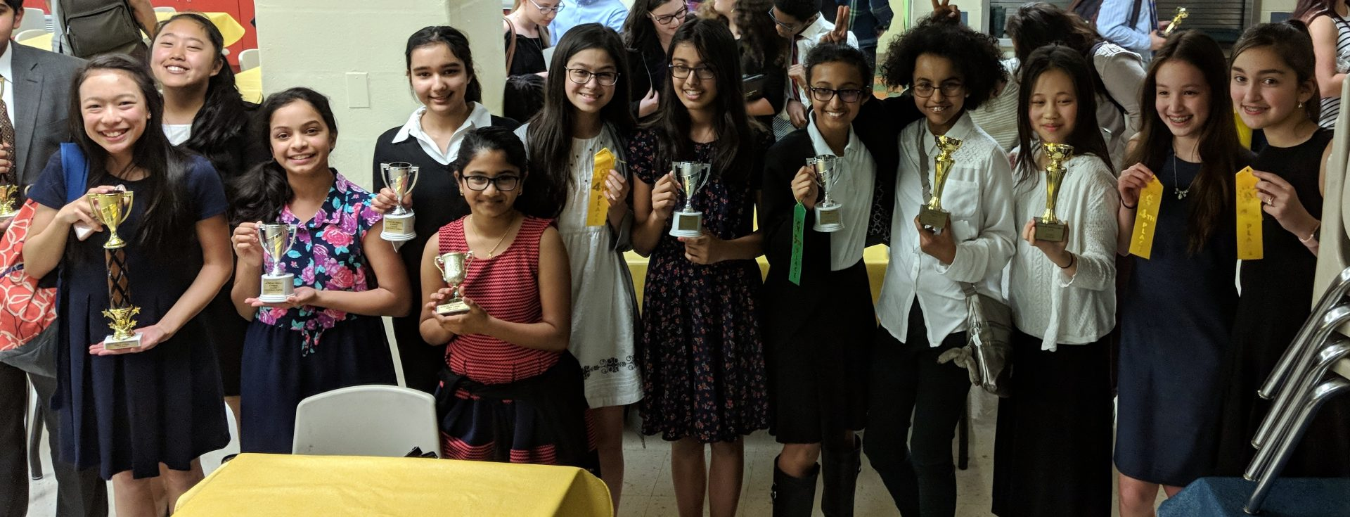 April 2018: Debate Team Win