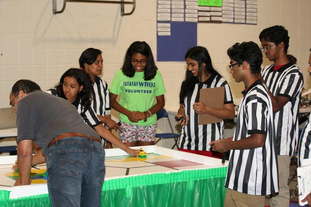 World Robot Olympiad  Private Elementary School