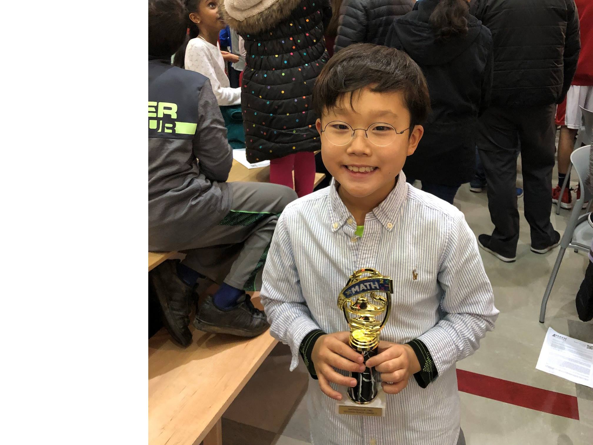 January 2019: Mathleague Virginia Competition
