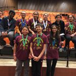 January 2019: Nysmith's Science Olympiad