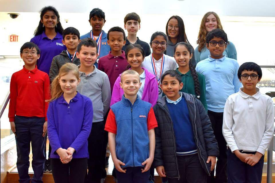 February 2019: History Bee Regional Tournament