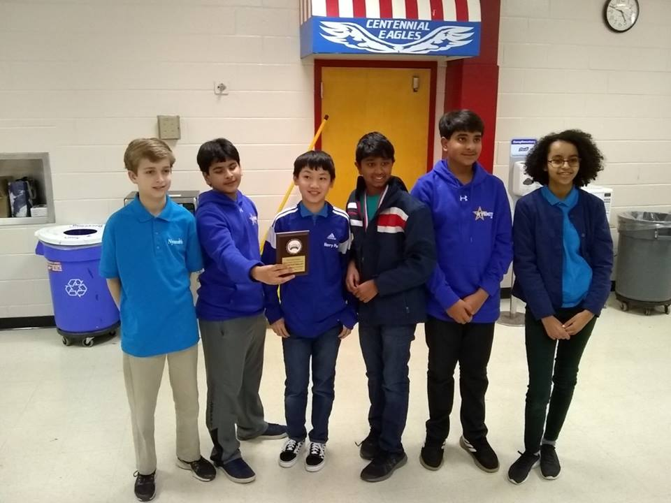March 2019: The Nysmith History Bowl
