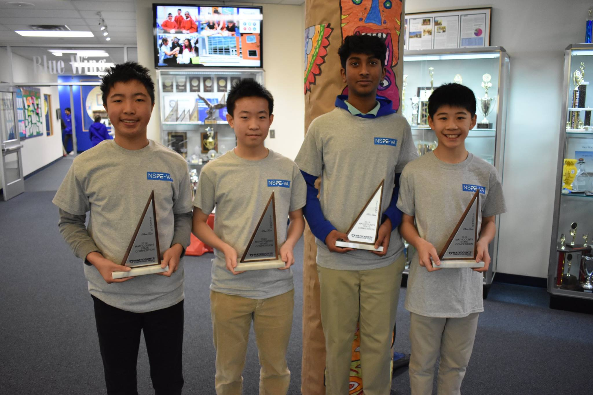 March 2019: MATHCOUNTS Competition
