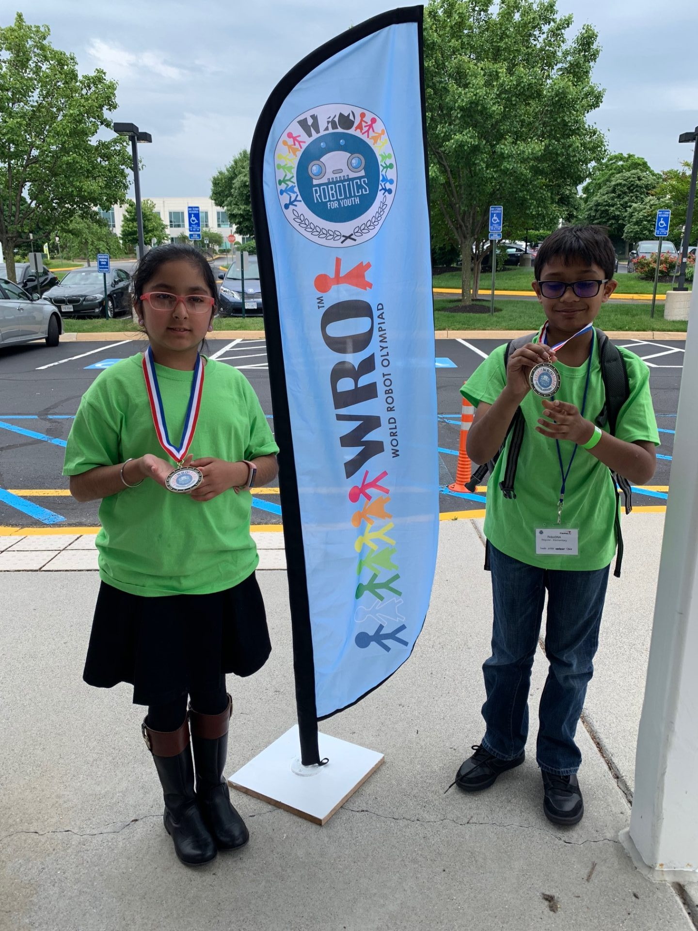 MAY 2019: WORLD ROBOT OLYMPIAD