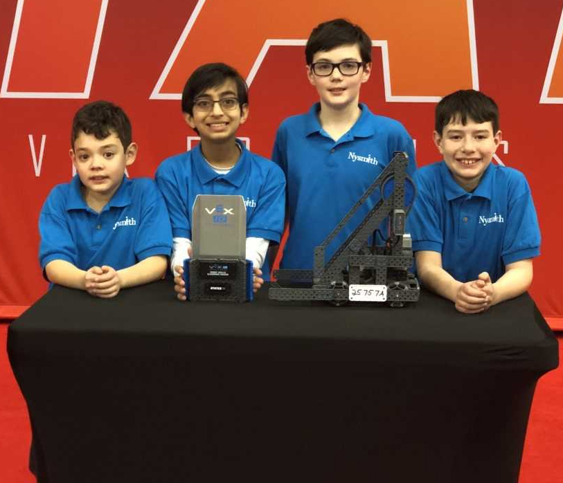MARCH 2019: ELEMENTARY SCHOOL LEVEL VEX IQ VA STATE CHAMPIONSHIP
