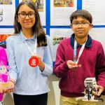 December 2019: Virginia State Robotics Champions