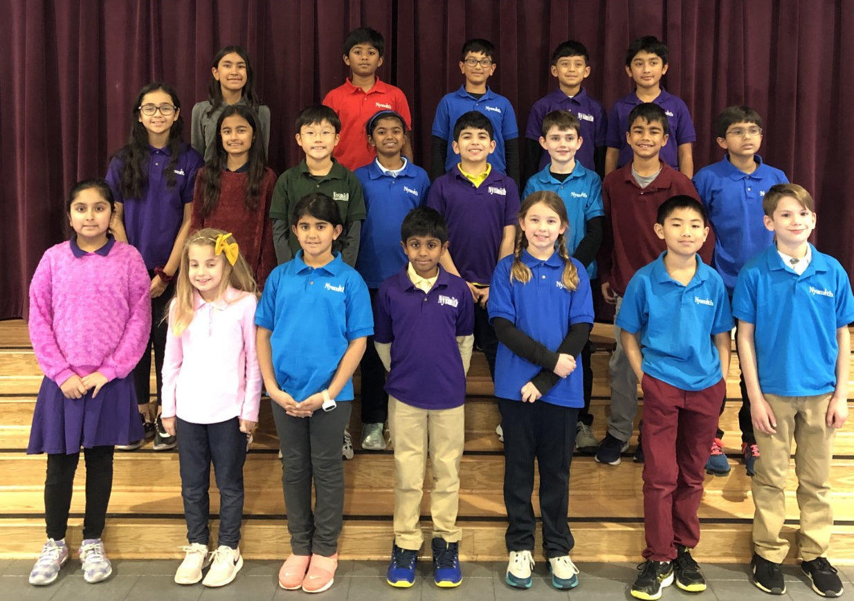 December 2019: Science Olympiad Division A Competition